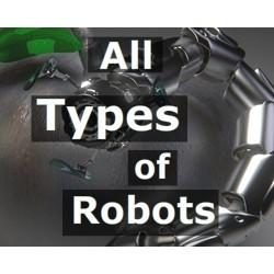 Tüm Robot Çeşitleri