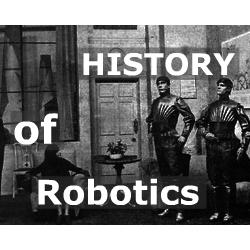 Robotiğin Tarihçesi