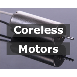 Coreless Motorlar