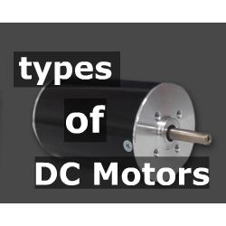 DC Motor Çeşitleri