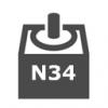 Nema 34 Step Motor