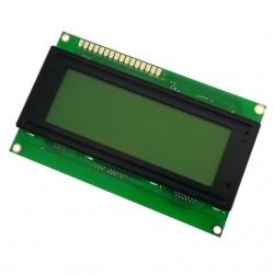 4X20 LCD Ekran Yeşil