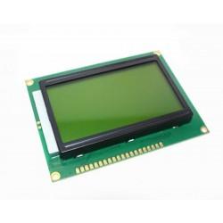 128x64 LCD Ekran Yeşil