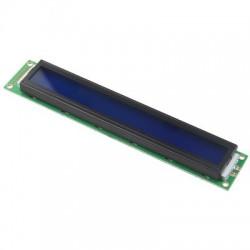 2x40 LCD Ekran - Mavi