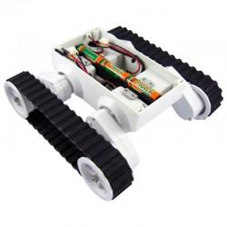 DAGU ROVER 5 - 4 Çeker – Paletli Robot – Ayarlanabilir Yer Yüksekliği  4 Motorlu