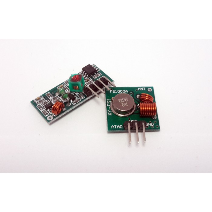 rf transmitter and receiver pdf