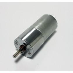 12V 60Rpm 25mm Redüktörlü DC Motor
