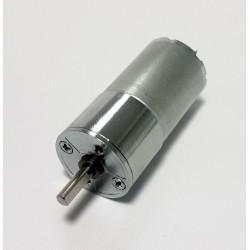 12V 200Rpm 25mm Redüktörlü DC Motor