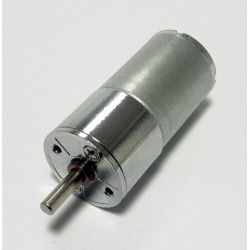 12V 1000Rpm 25mm Redüktörlü DC Motor