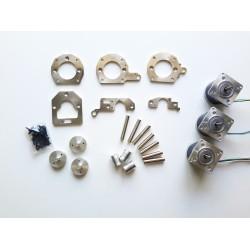 RobotPark MF-70 CNC Kit Mekanik Parçalar